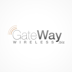 GateWay Wireless logo by beyondesign