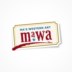 Ma's Western Art logo by beyondesign