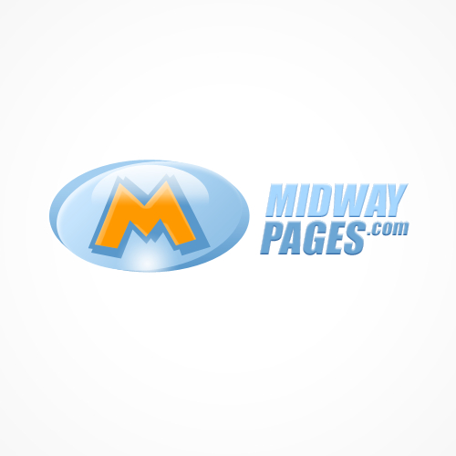Midway Pages logo by beyondesign