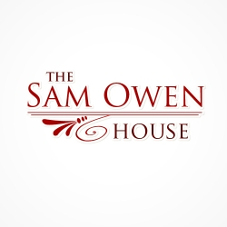 Sam Owen House logo by beyondesign